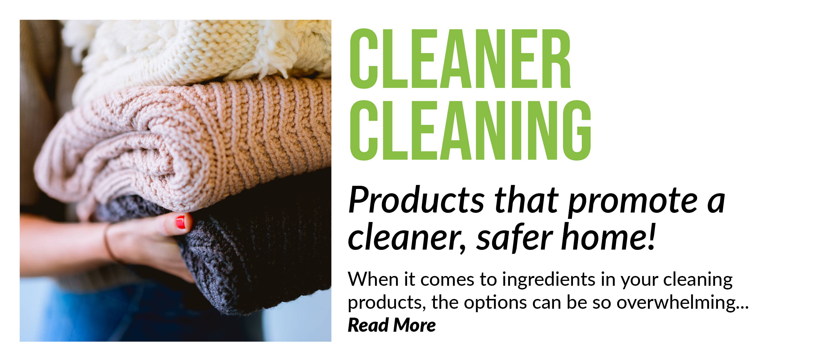 toxin free cleaning