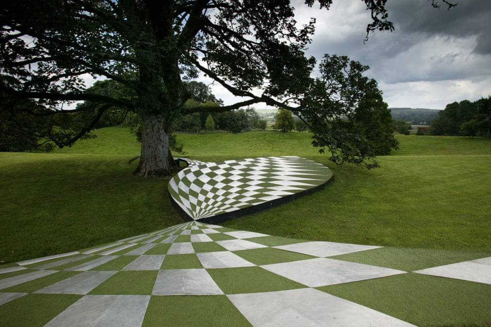 Charles Jenks The Garden of Cosmic Speculation