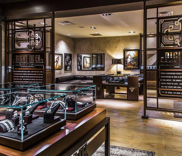 NightRider Jewelry Cherry Creek Shopping Center, Denver, Colorado