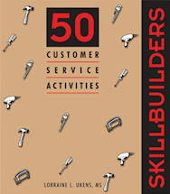 50 Customer Service Activities Binder