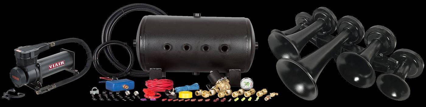 HornBlasters Nathan Airchime K5LA 5485K Train Horn Kit