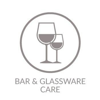 Bar & Glassware Care