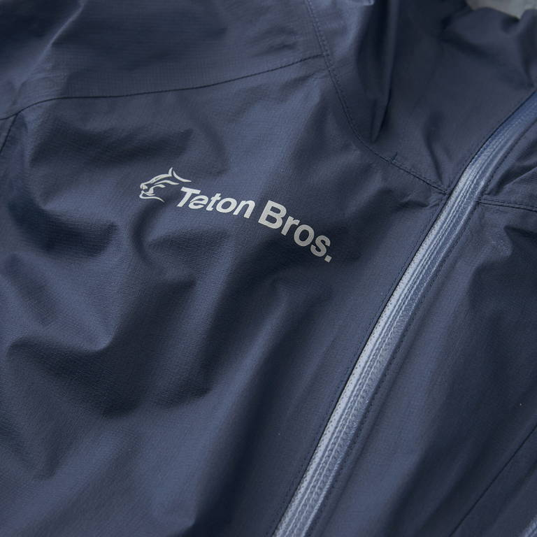 Teton Bros.(ティートンブロス)/フェザーレインフルジップジャケット2.0/ネイビー/UNISEX