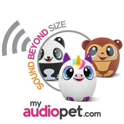 My Audio Pet Bluetooth speaker collection