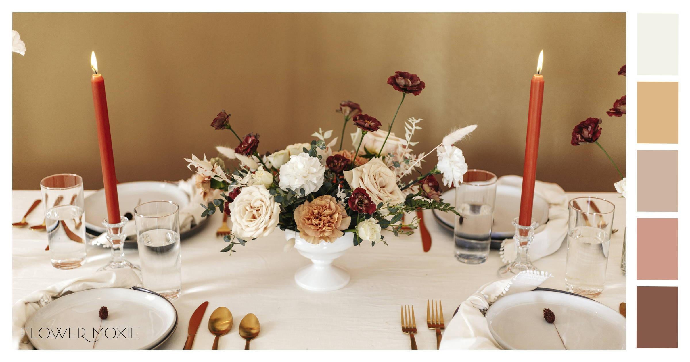 canyon rose diy fresh floral kits online