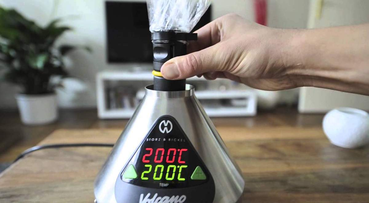 Storz and Bickel Volcano Vaporizer