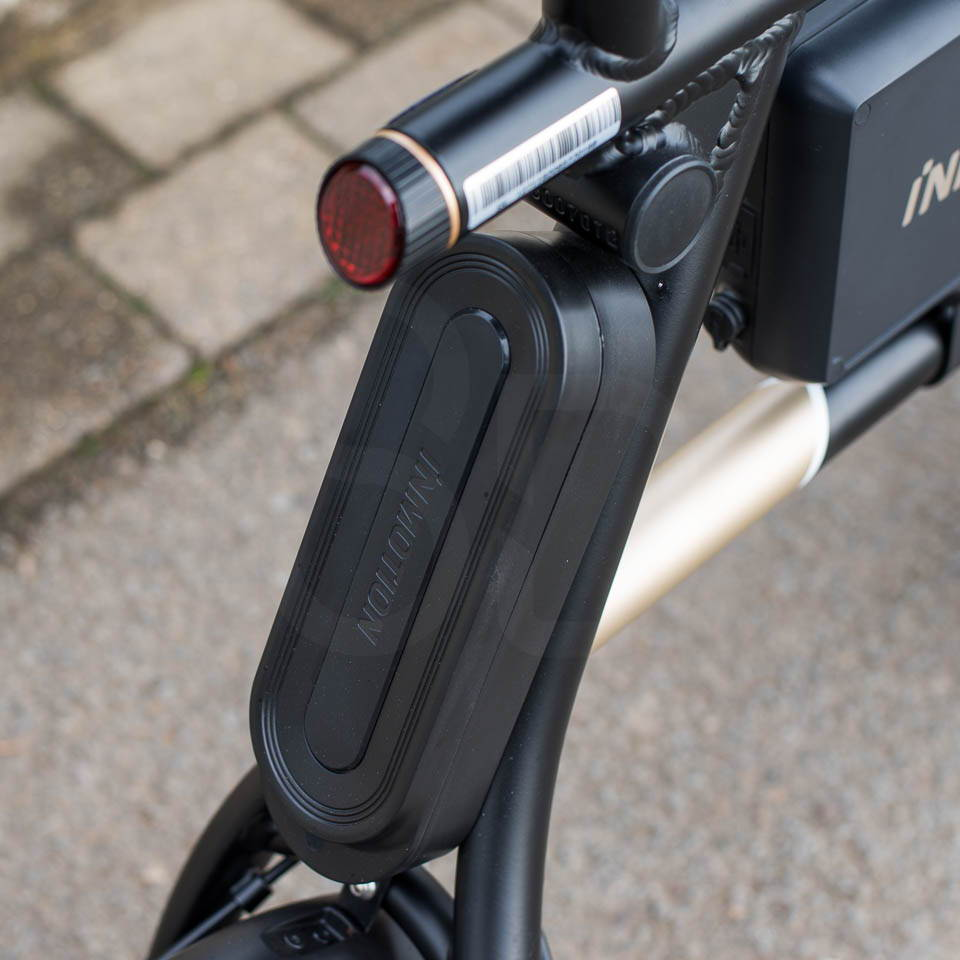 InMotion P1F hybrid scooter ebike control box