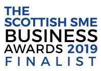 Nomindation For Scottish SME Business Awards 2019 Finalist