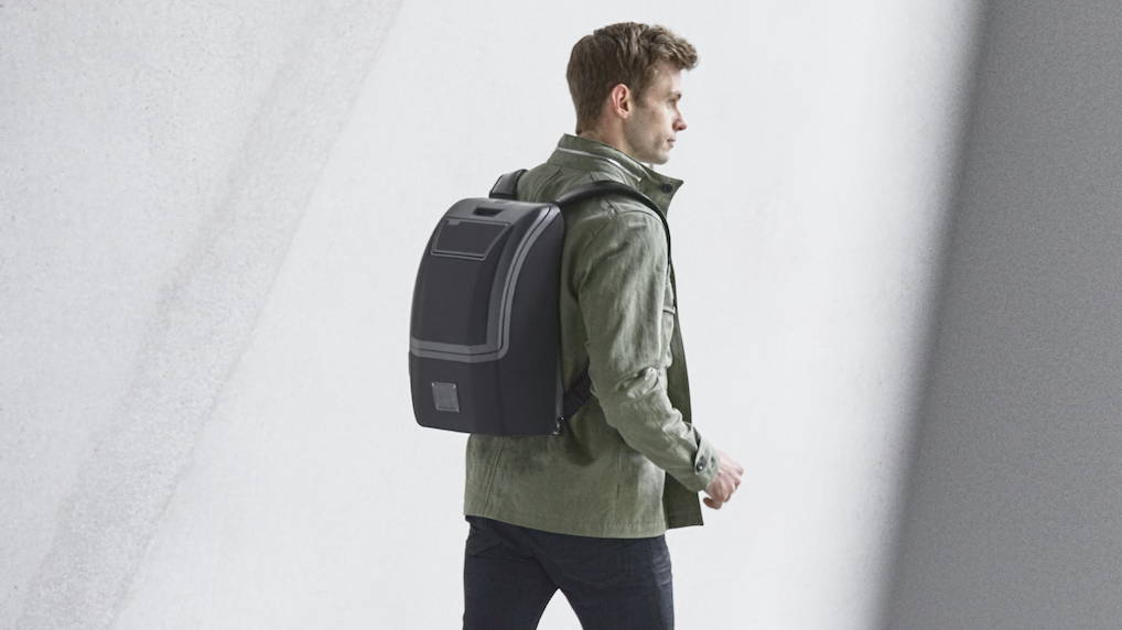 watson best backpack for work business hard shell