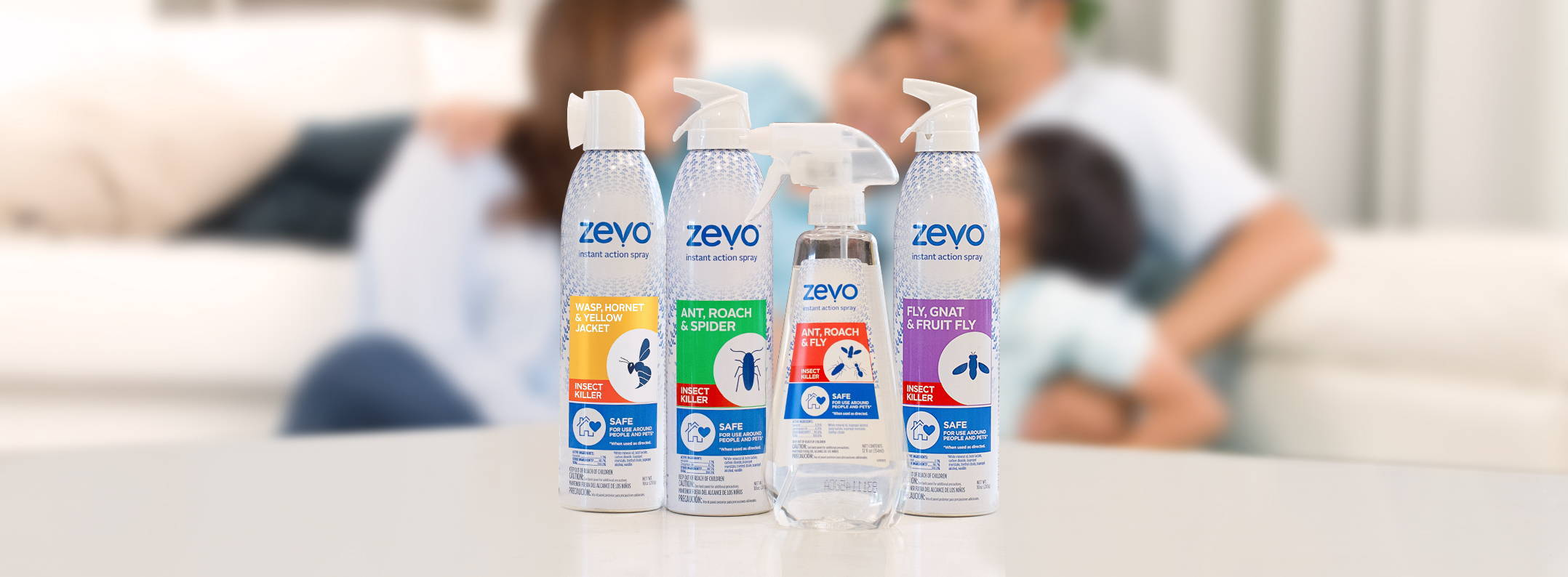Zevo Insect Sprays