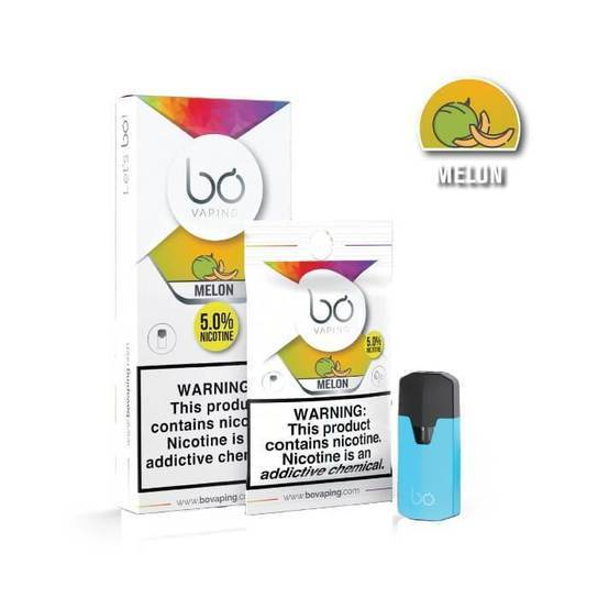 Melon Bo Vape Pods by Bo Vaping