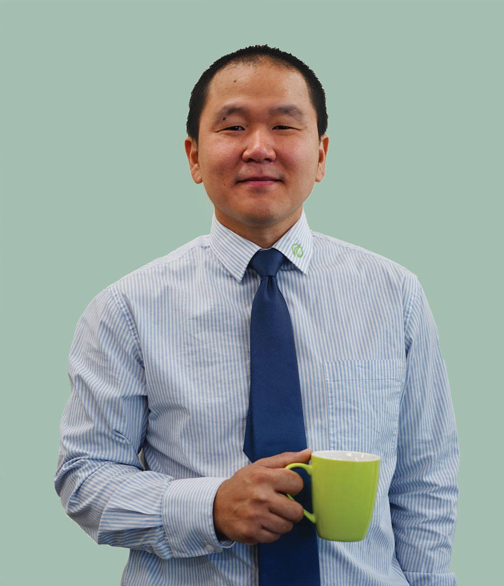 Irwandy Tan, Andatech CEO