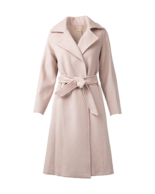 Pink Pea Coat  | Holiday Gift Guide | J.ING