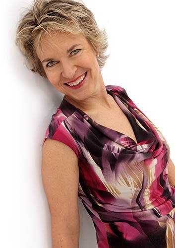 Élaine Caponi, nutritionniste à Laval pour la clinique de nutrition Isabelle Huot