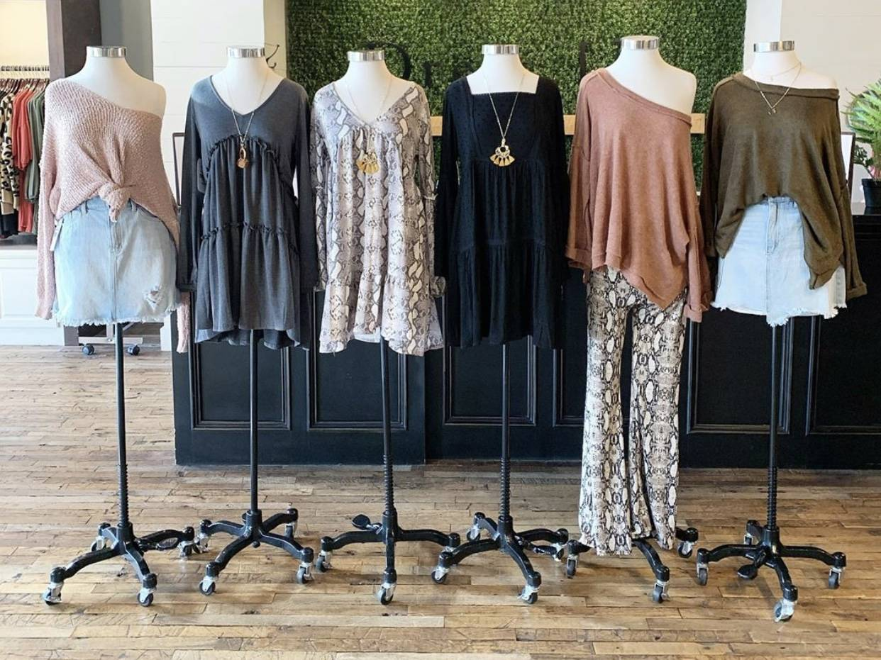 Cute dresses, tops, skirts and more at Dress Up West Cobb
