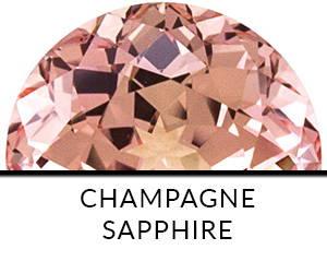 Champagne Sapphire
