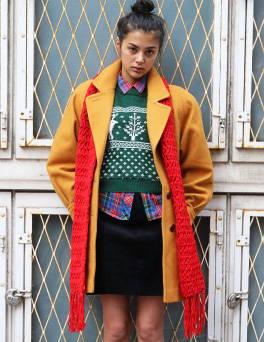 women's vintage coats
