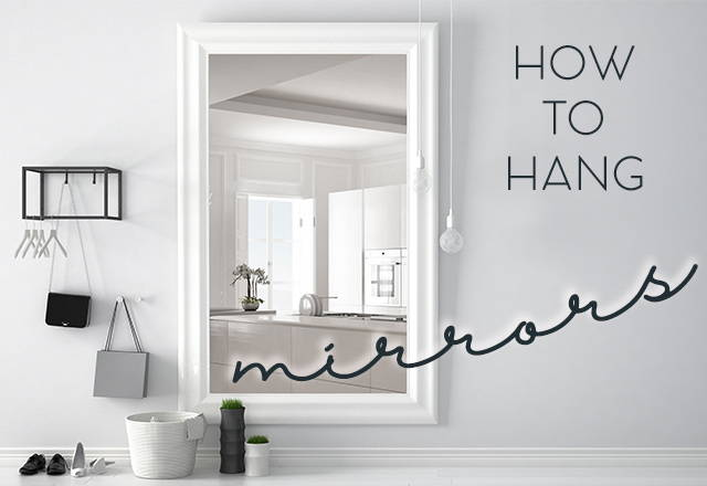 benefits of wire for hanging mirror
