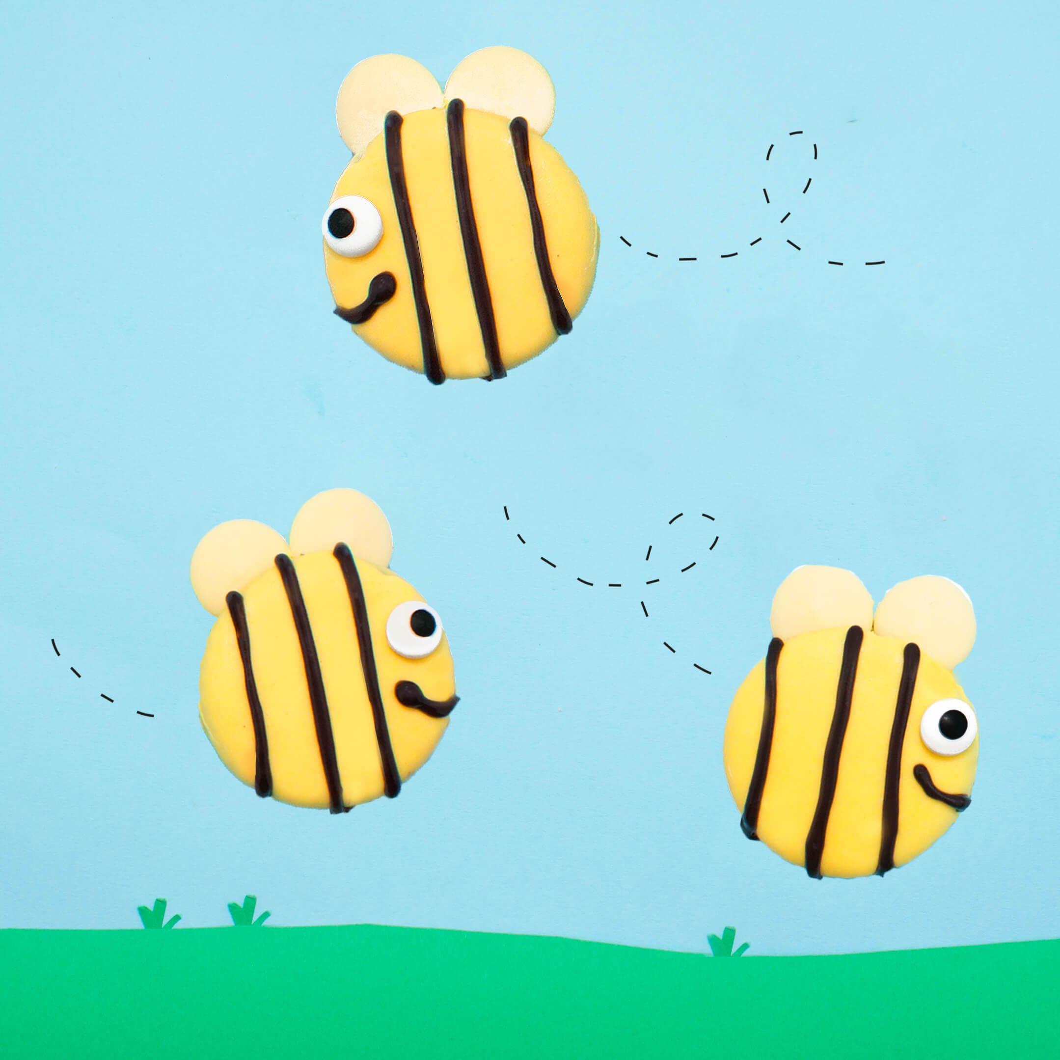 Bee Oreos