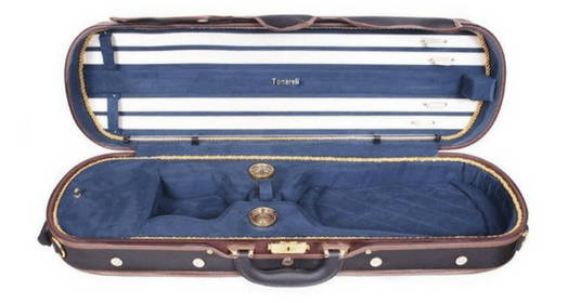 Tonareli Deluxe Violin Cases