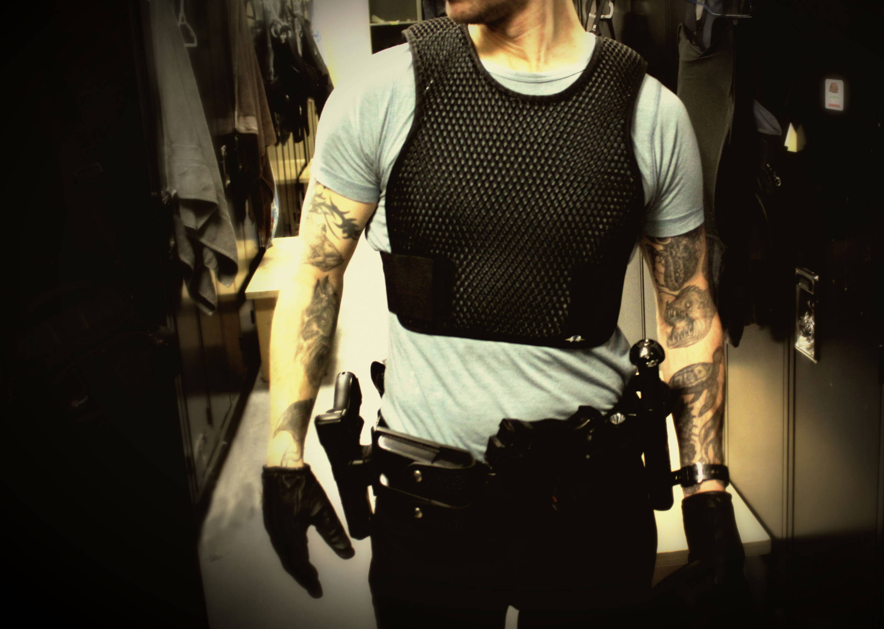 Armadillo Dry Cooling Vest