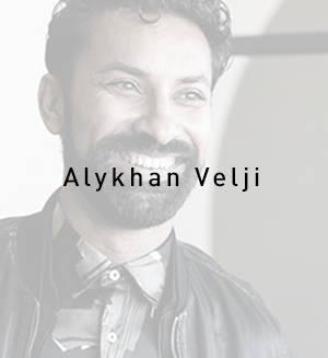 Headshot of Alykhan Velji Principal of AVD Designs