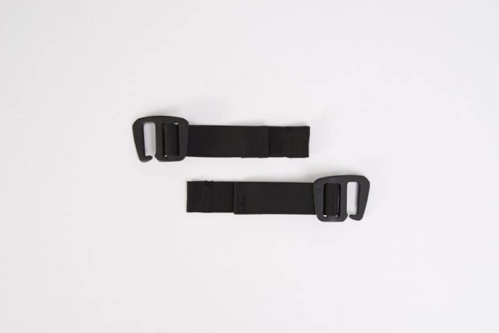 Minaal Extender Straps - Carry extra outside the best travel backpack