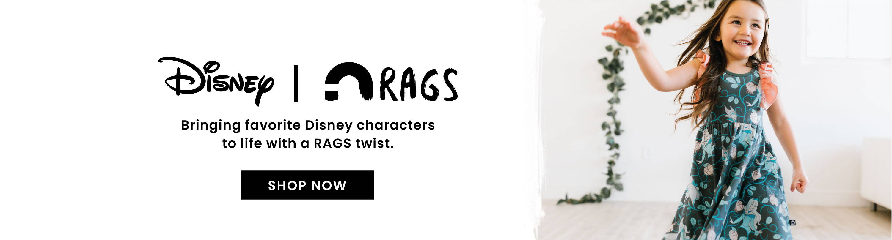 Disney and RAGS Collaboration