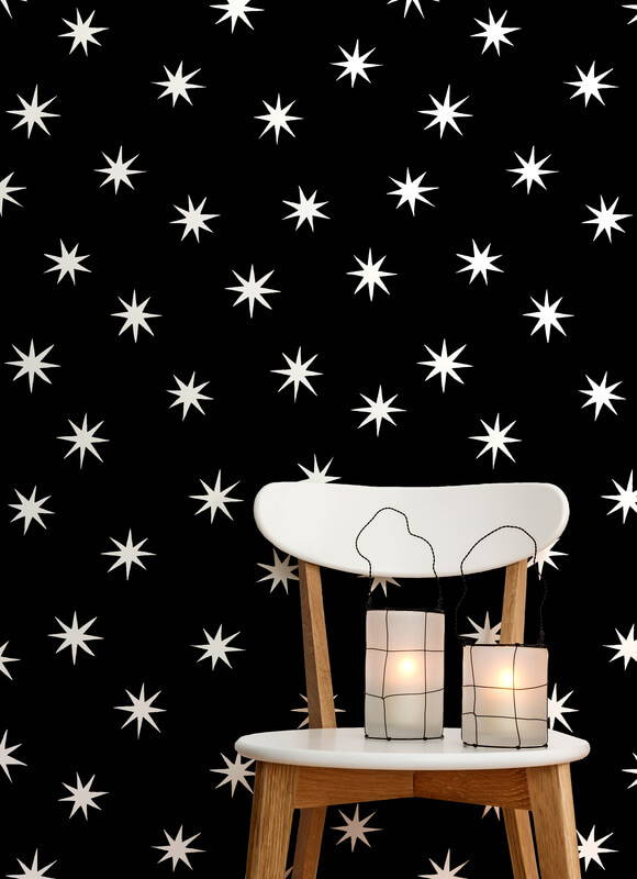 Stars Wallpaper by Merenda Wallpaper