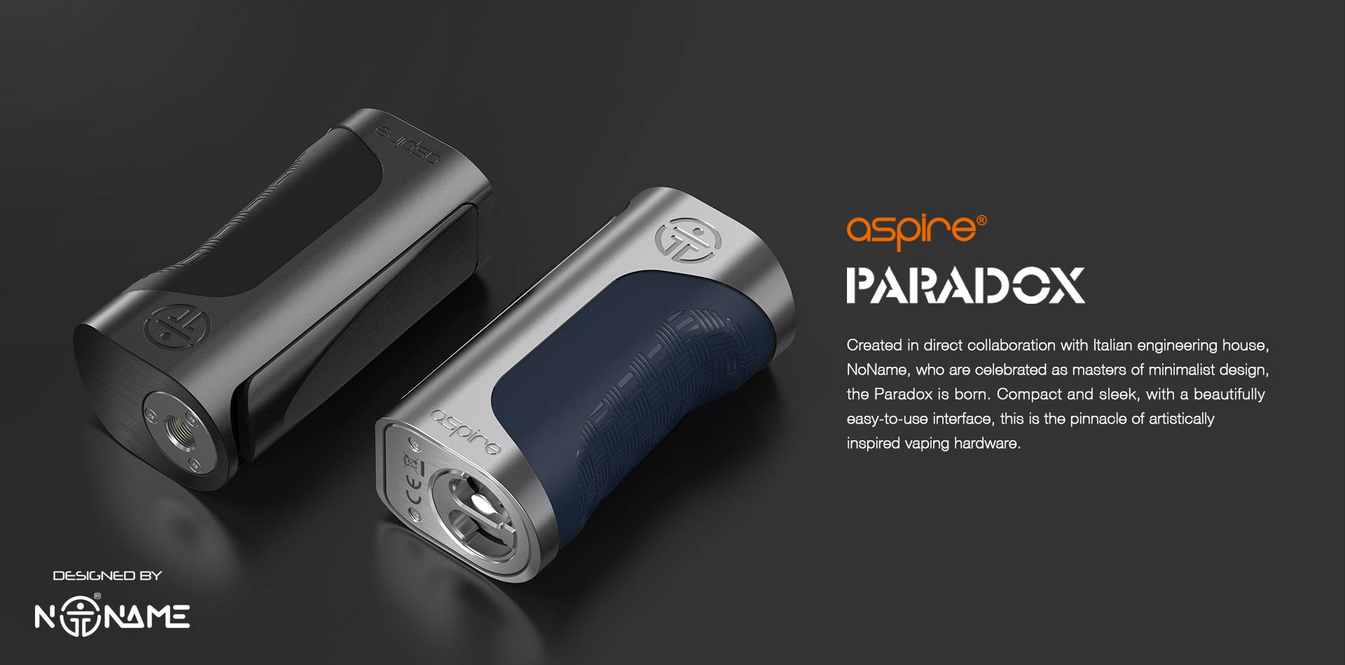 Paradox Champagne | Aspire Prestige | Buy High End Mods Online