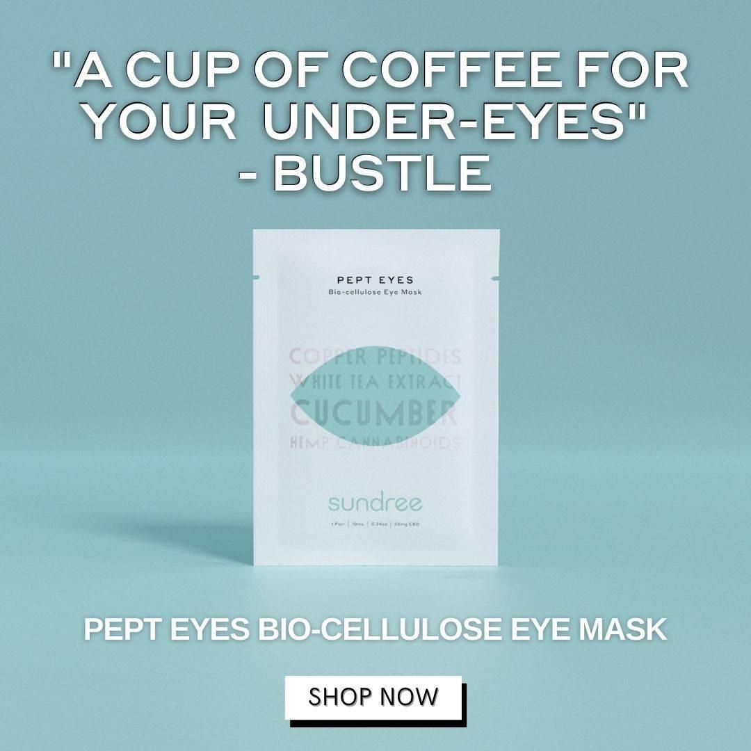 Pept Eyes Biocellulose Eye Mask