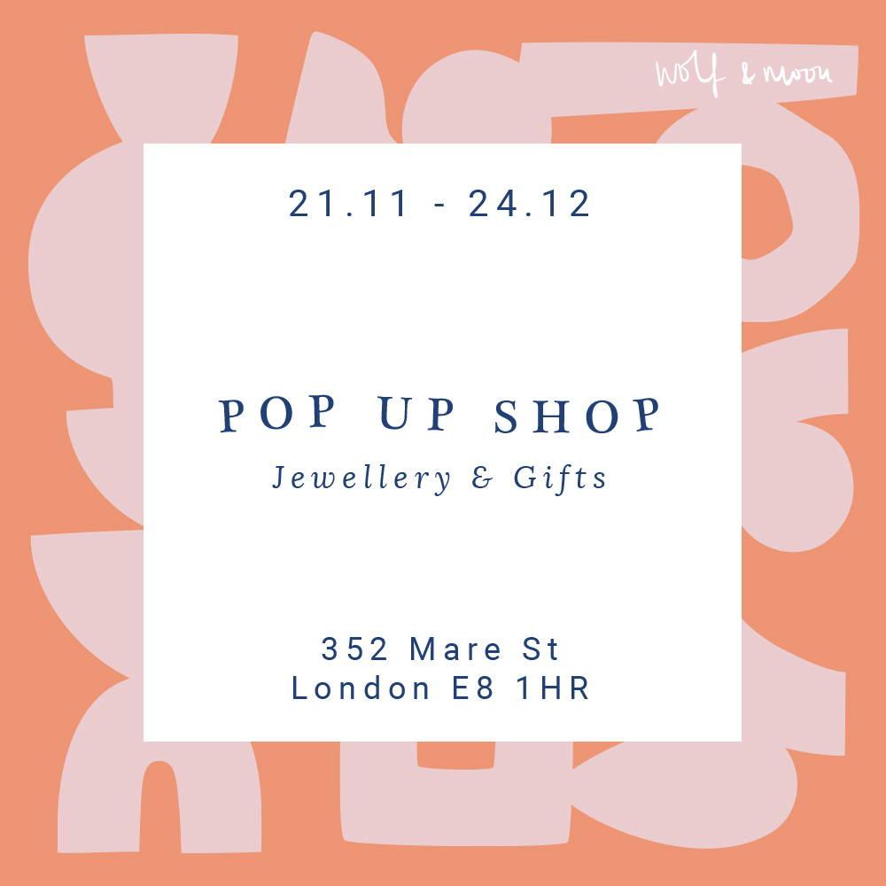 London Pop Up Shop