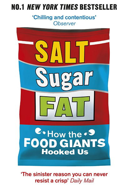 Salt, Sugar, Fat, How the Food Giants Hooked Us Audible Book