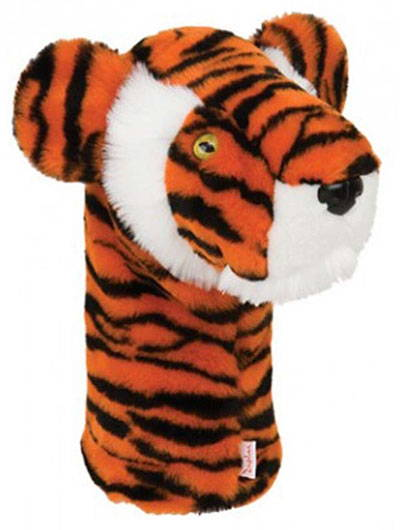 Novelty Headcovers - Tiger