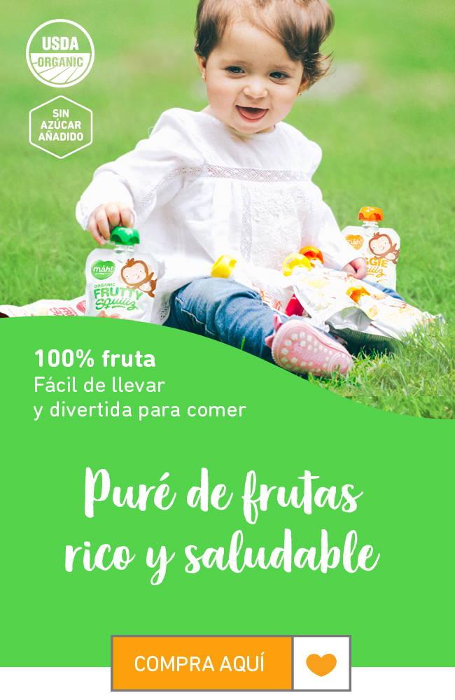 compotas sin azucar para bebes y ninos