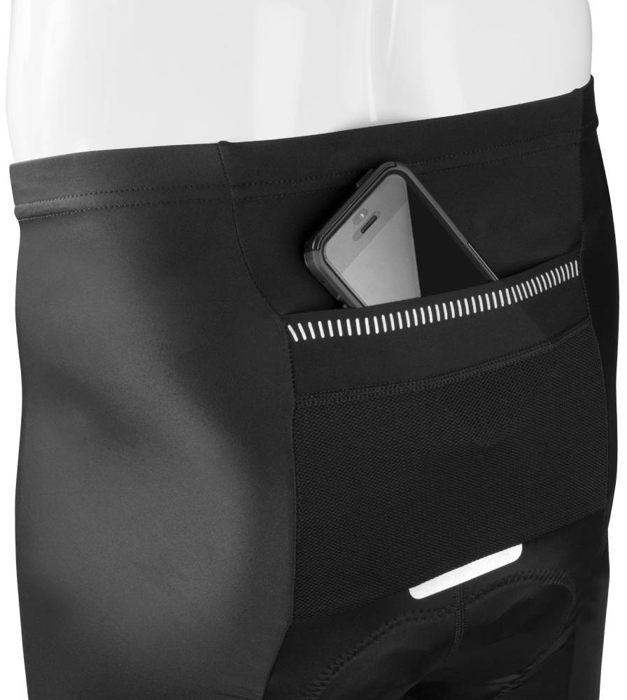 Voyager Bike Short Back Pocket