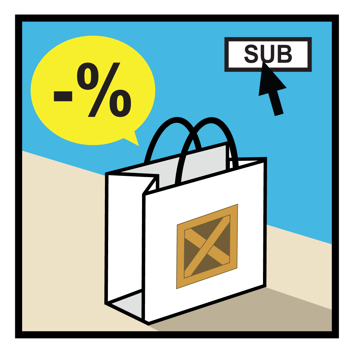 subscriber only store