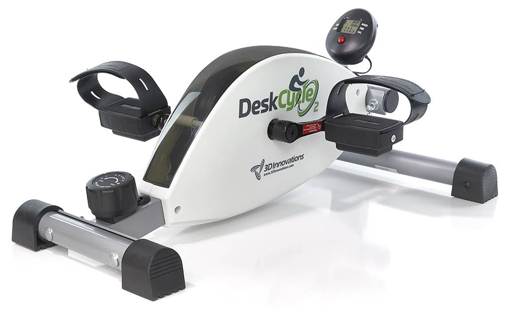 The Deskcycle Is Highest Quality Under Desk Exercise Bike It Has Over 1700 Reviews With An Average Rating Of 4 9 Starts
