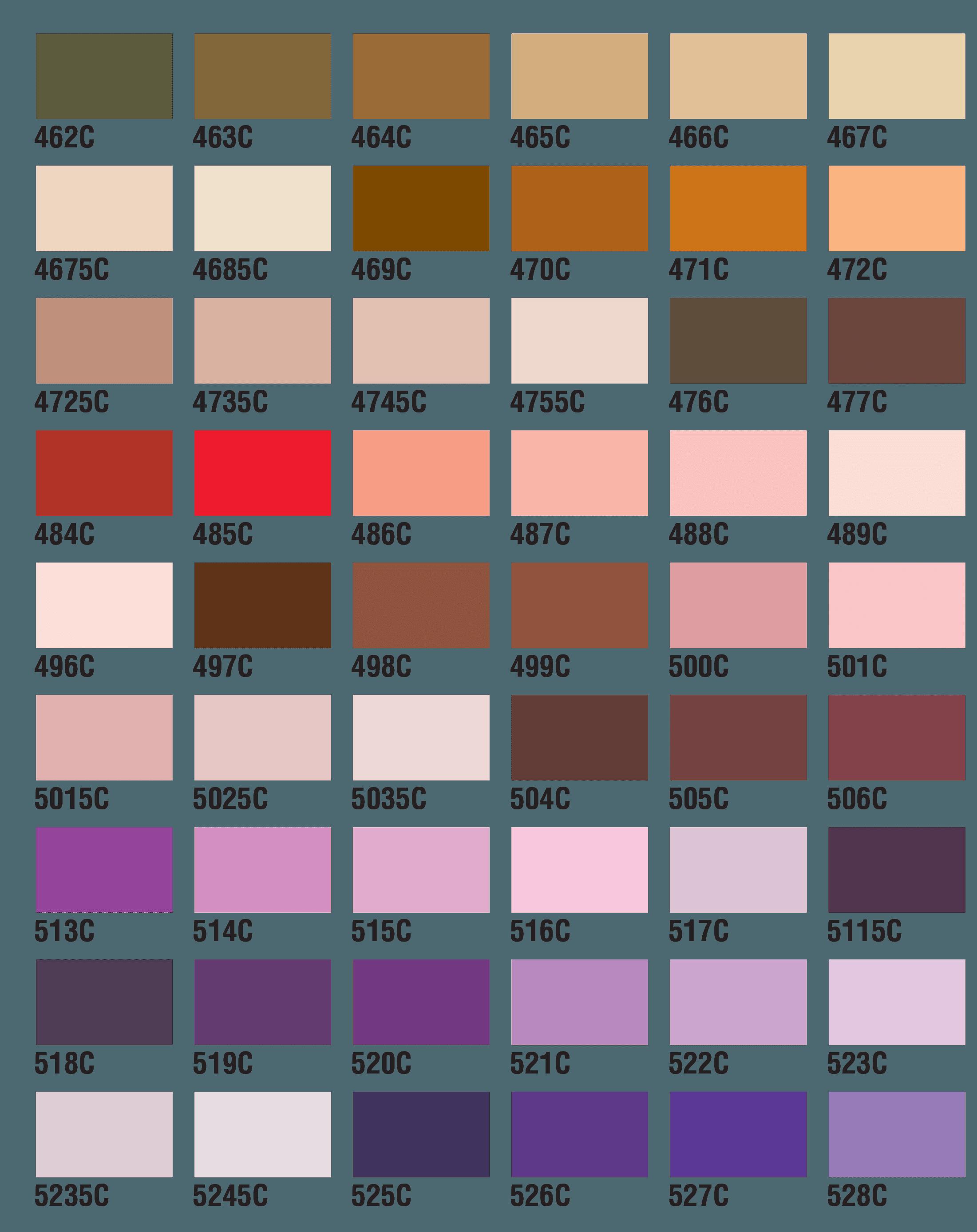 PMS Colors 11