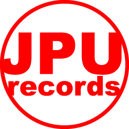 JPU Records logo red