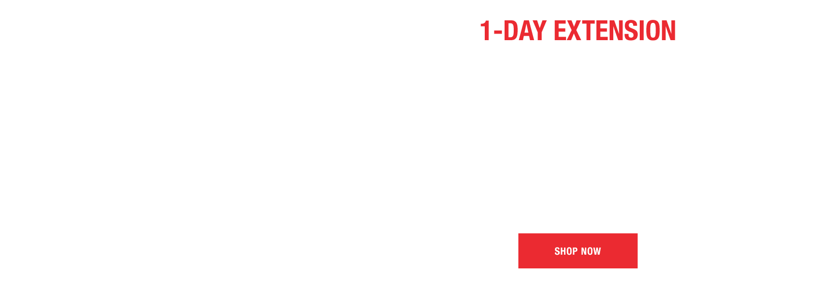 1-more day: 15% off sitewide with code 2020GOALS