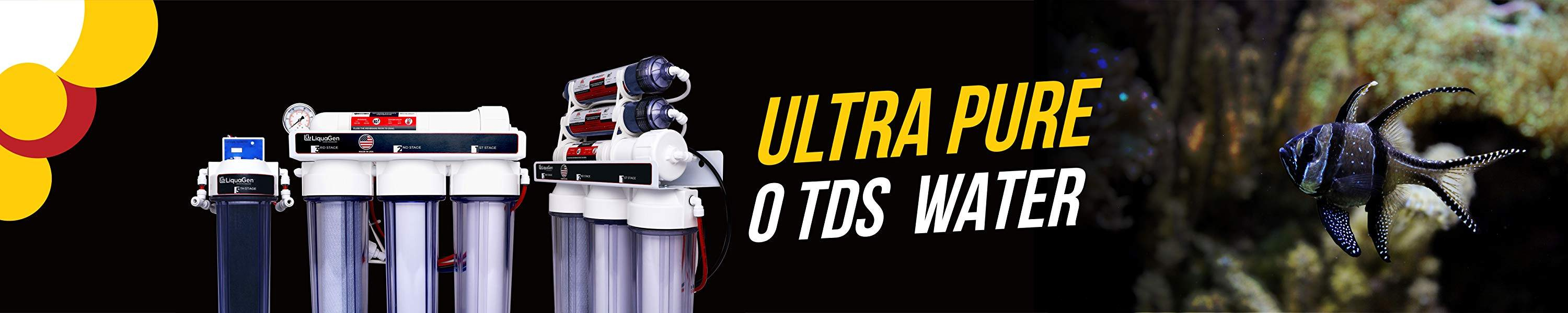 0 TDS water system