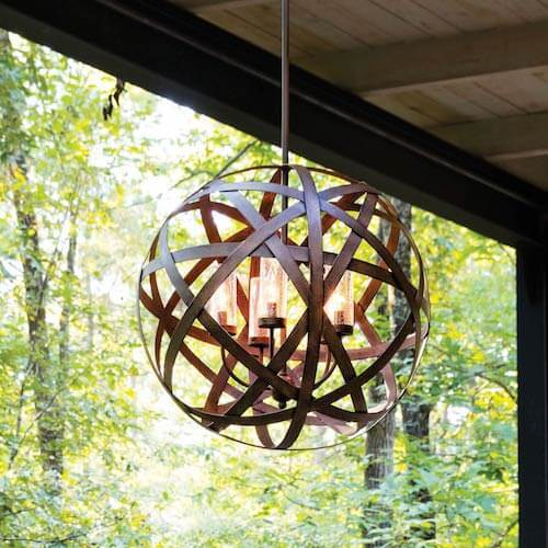 Outdoor Lighting - Chandeliers