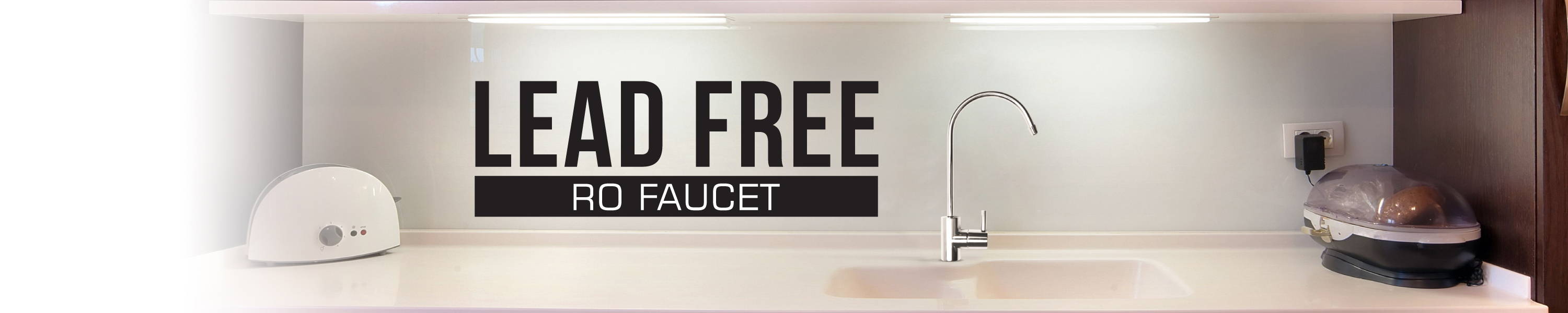 Lead free ro faucets