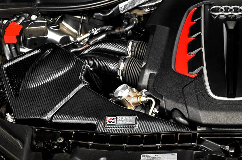 Audi Air Intake