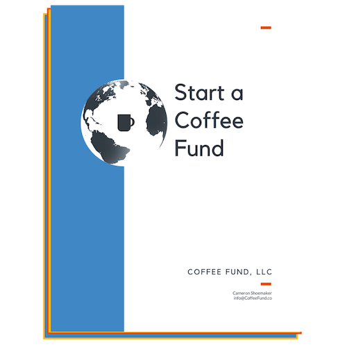 Start A Coffee Fund Packet