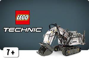 Tecnhic LEGO Liebherr -kaivinkone
