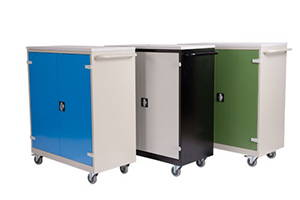 Charging and Storage Carts