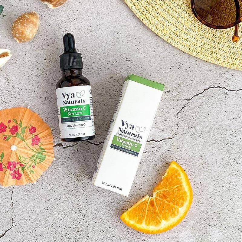 Vya Naturals Vitamin C Serum