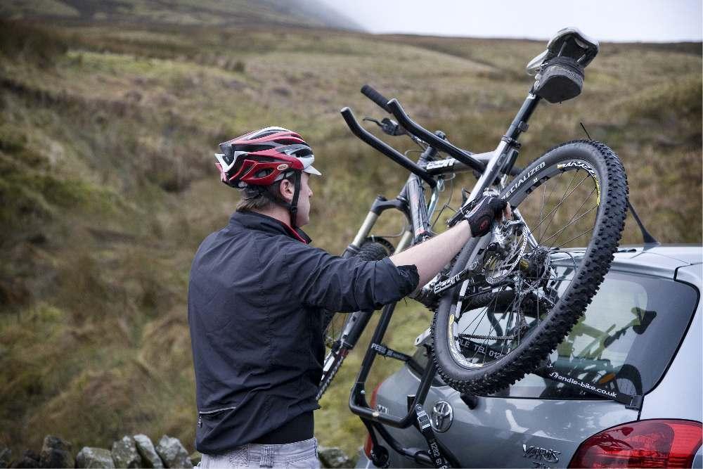 Which bike rack and why?